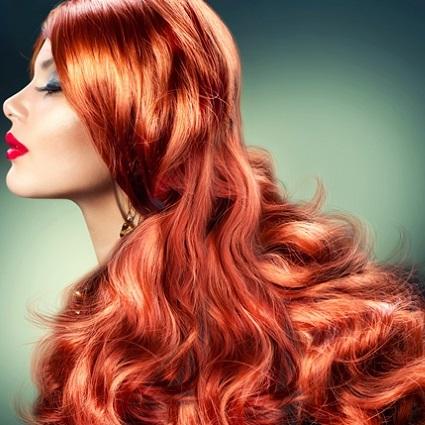 hair-red-wavy